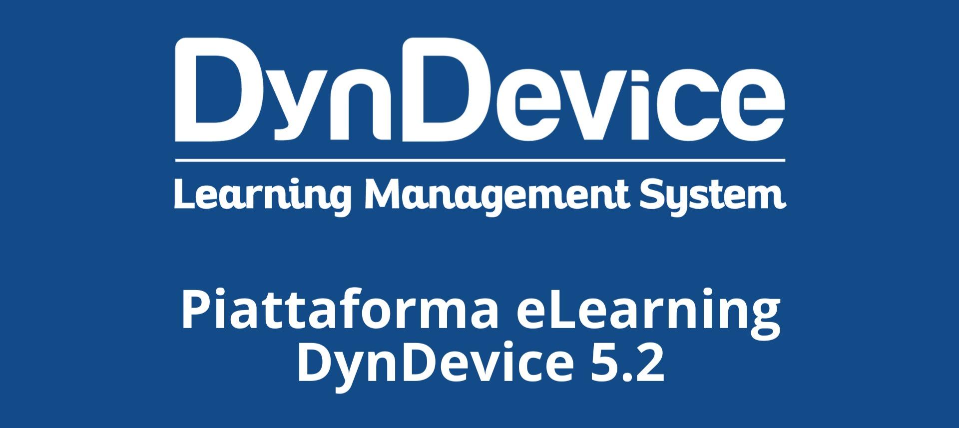 News Socio Confindustria Brescia - DynDevice 5.2: novità per la gestione corsi, il modulo HR e l'accessibilità